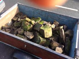 Rockery stones for garden/landscaping