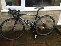Specialized Allez C2 2014 52cm frame, 16 speed, upgraded wheels, new chainset (6 months), aluminum