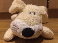 Wanted: Small Cream Dog Toy