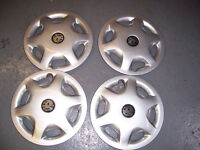 vauxhall wheeltrims 15 inch