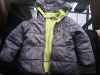 FOR SALE: Child padded Coat . (8 Years old)