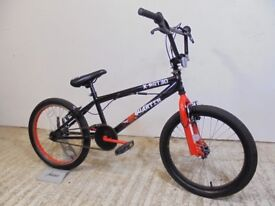 "X-Rated Quarter Boys 20"" BMX Bike Used Clean Tidy Fully Woking Age 8 Yrs +"