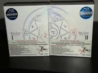 Fate Zero Anime Limited Edition Box Set Aniplex USA