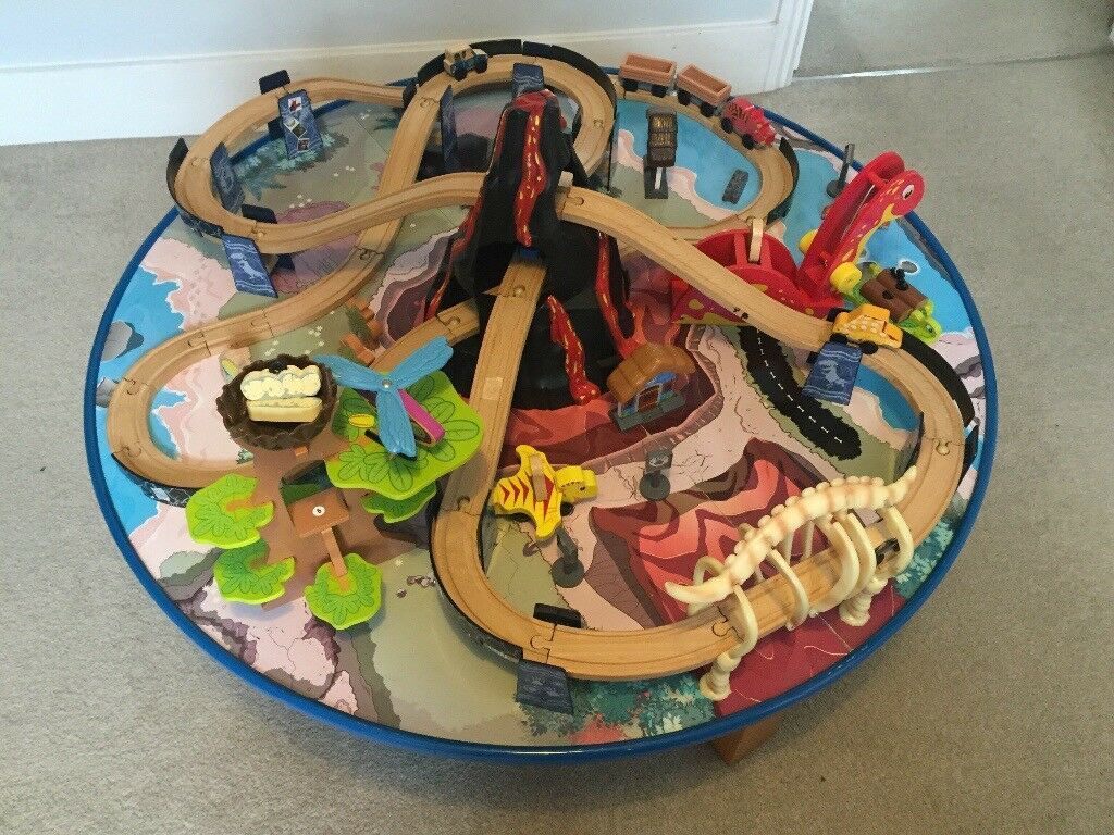 Kidkraft dinosaur train table | in Beckenham, London | Gumtree