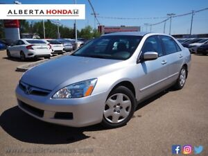 2007 Honda Accord VP • SINGLE OWNER, ACCIDENT FREE, LOW MILEAGE