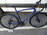 Raleigh Mustang 2016 Brand New Road Gravel Cyclocross Bike Disk Brakes