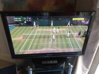 "Panasonic Viera Plasma Television 49"" Screen in excellent condition and well looked after."