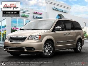 2012 Chrysler Town & Country Limited *NAVIGATION* Windsor Region Ontario image 1