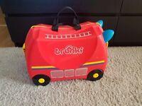 Trunki Ride-On Children Kids Hand Luggage Suitcase