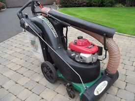 leaf Vacuum Lawn Blower Hoover Lawnmower Garden Yard Hedge Cutter Self Propelled Strimmer