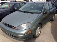2003 Ford Focus SE CALL 519 485 6050 CERT AND E TESTED