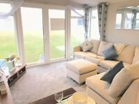 LUXURY STATIC CARAVAN , AMAZING CARAVAN FOR SALE , DOUBLE DOORS , SEA VIEWS , HIGH CLASS FINISH
