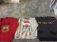 Christmas clothes bundle age 4/5