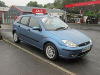 "Ford focus turbo diesel 52 PLATE immaculate in and out ""New MOT""BARGAIN""£775 PART EX POSSIBLE"