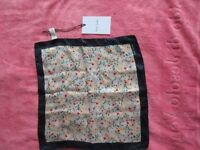 Paul Smith Limited Edition Silk Pocket Square