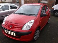 2011 NISSAN PIXO GOOD MOT GENUINE 24,000 MILES EXCELLENT CONDITION