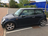 Automatic Mini Cooper 2005, Full Leather, Panoramic Roof, Cruise Control, 55k Miles, Full History