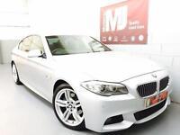 2012 BMW 520d M SPORT AUTO ** 80K **