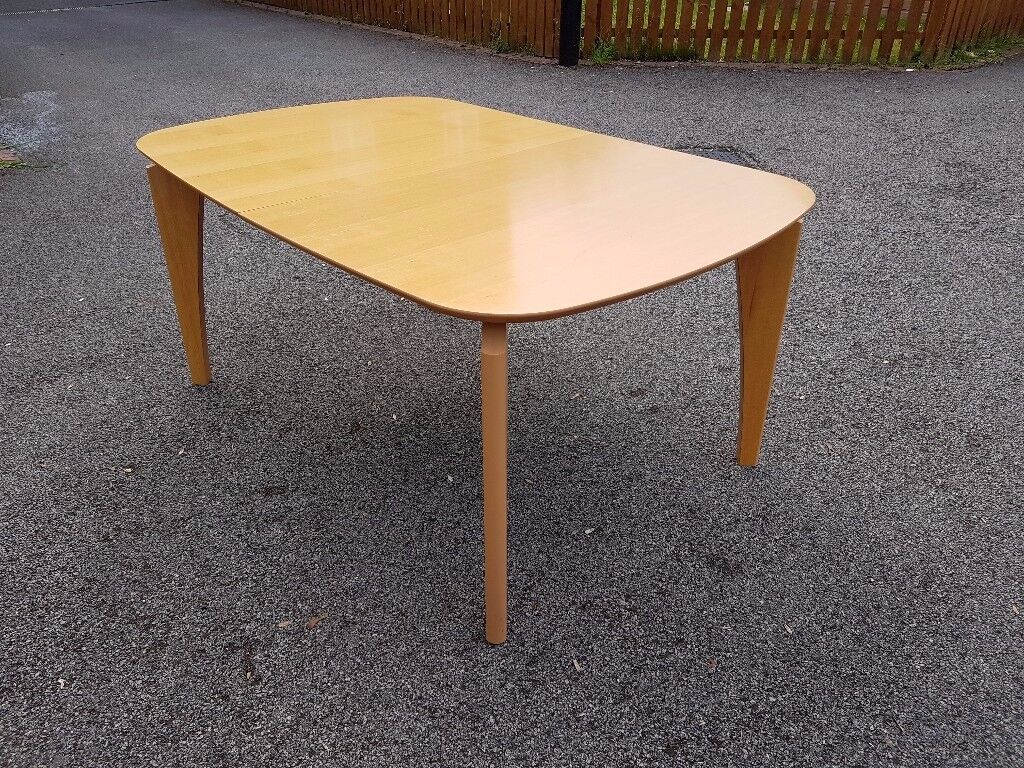 Modern Extending Table FREE DELIVERY 022