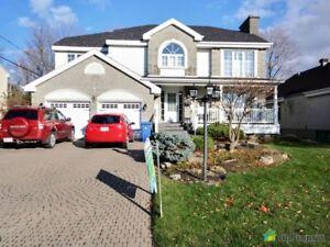 619 500$ - Maison 2 étages à vendre à Terrebonne (Lachenaie)
