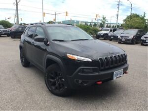 2018 Jeep Cherokee *TRAILHAWK*SAFETY TEC*PAN ROOF*TECH GRP*