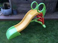 'Samba' Smoby Kids Garden Slide, worth £90, great condition