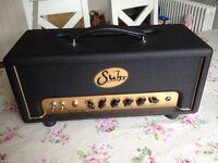 Suhr Badger 30 Tube Amp (Plexi, JTM, JCM, Marshall, 1959, 1987)