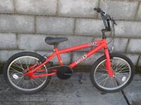 red bike bmx 20''