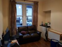 Small, newly refurbished One bedroom, bedsit for rent, North Kelvinside, Glasgow