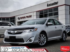 2014 Toyota Camry Hybrid XLE ONLY 51524 KMS!!