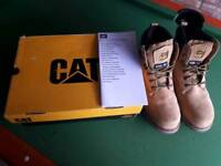 CAT Holton ST Safety Boots
