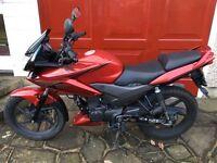Honda CBF 125 LOW MILAGE