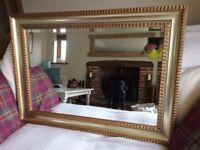 "Wall mirror 36""x26"""