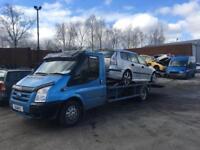 Scrap my car or van Manchester for cash spares or repairs