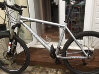 Cannondale f4 mountain bike for sale (extra large)