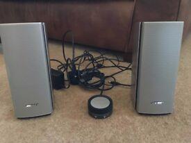 Bose Companion 20 PC Speakers