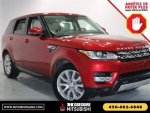 2014 Land Rover Range Rover Sport HSE 4X4 Sunroof Cuir-Chauf GPS