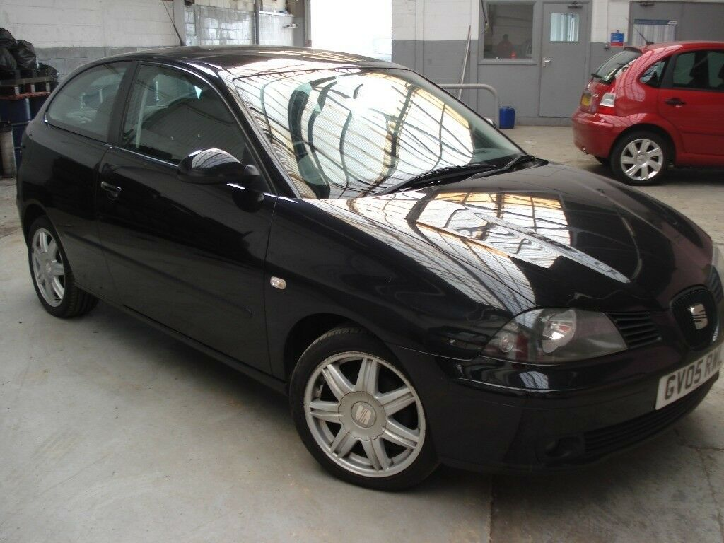 2005 seat ibiza sport 1 4 16v 3 door 80 547 miles mot. Black Bedroom Furniture Sets. Home Design Ideas