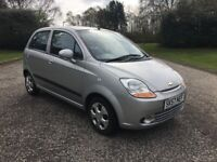 Chevrolet, MATIZ, Hatchback, 2007, Automatic, 796 (cc), 5 doors