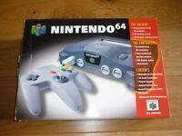 Nintendo 64 - Super Mario 64 Boxed Console in Excellent Condition
