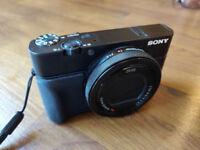 Sony RX100 M4 + Extras & Custom Accessories
