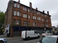 Modern 1 bedroom first floor flat, available now. Paisley Road Renfrew.