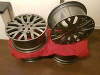 "19"" limited edition, cosworth alloys!!"