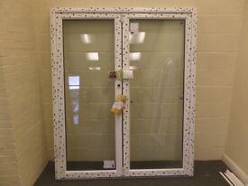 Linear White Bifold Doors