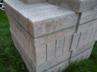 Concrete Building Blocks 440 X 215 X 100mm NEW.