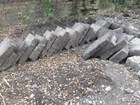 Yorkshire stone slabs 6-8 inch thick 28