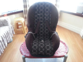 Mothercare Reclining Car Seat