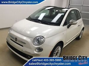 2015 Fiat 500C Lounge *Convertible*