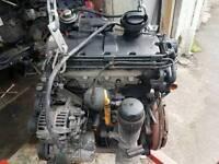 Vw bora 115pd tdi engine