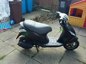 Motorbike zip 50
